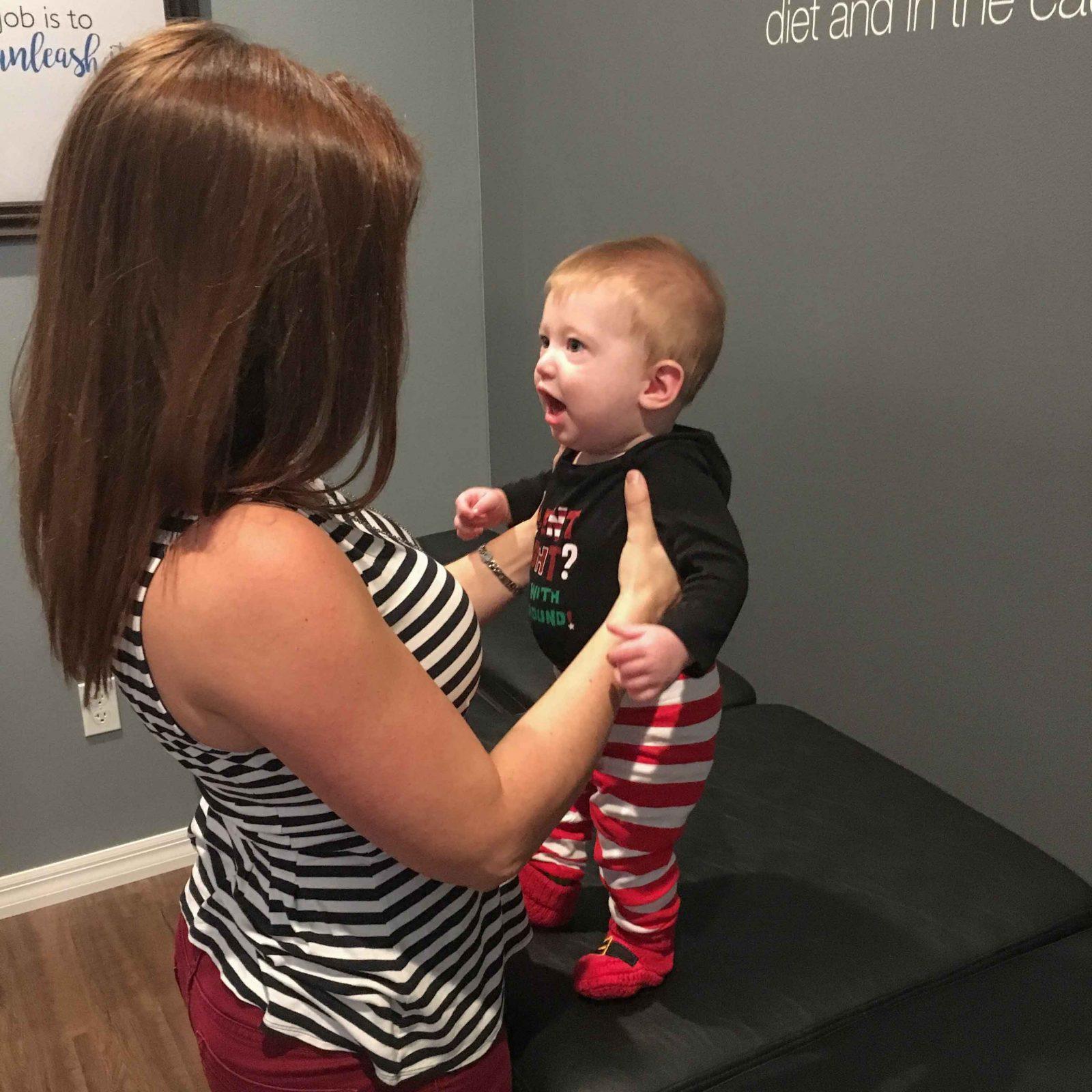 Chiropractic Helps Reflux Baby Altamonte Springs Chiropractor