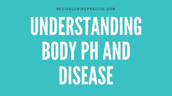 Body pH disease