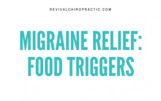 migraine relief food trigger altamonte springs orlando chiropractor headache chronic