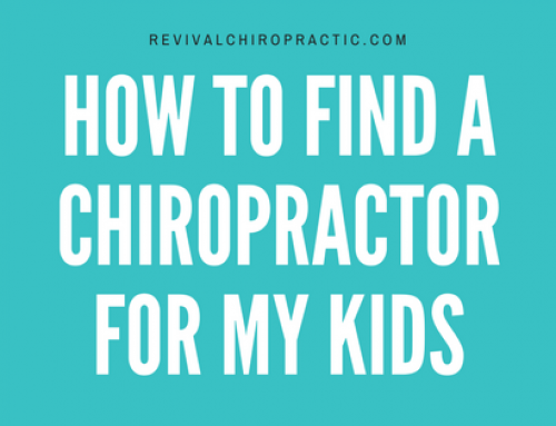 How to find a chiropractor for your kids