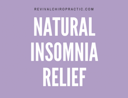Natural Insomnia Relief